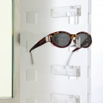 Sunglasses Retail Display Case Detail